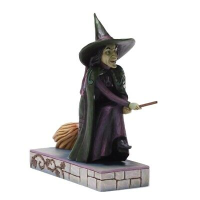 Jim Shore Wicked Witch Of The West Figure