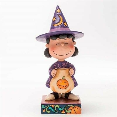 Lucy in Witch Costume - Peanuts Figurine Jim Shore - 17cm