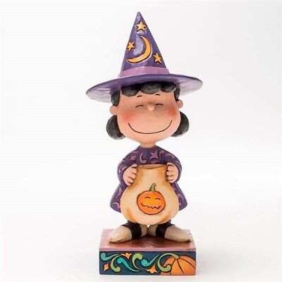 Lucy in Witch Costume - Peanuts Figurine by Jim Shore