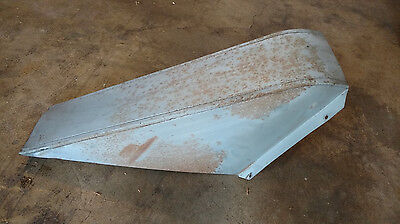 "Vintage Delta Rockwell 6"" Jointer Saw Dust Chute"