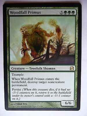 1x Woodfall Primus	- Modern Masters (2013 Edition) - Magic MTG card