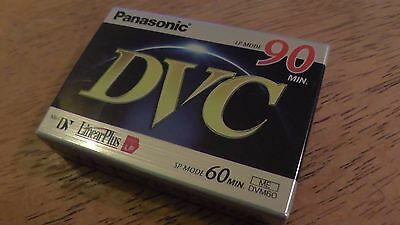 Panasonic Mini Dv Cassette Tape - Brand New