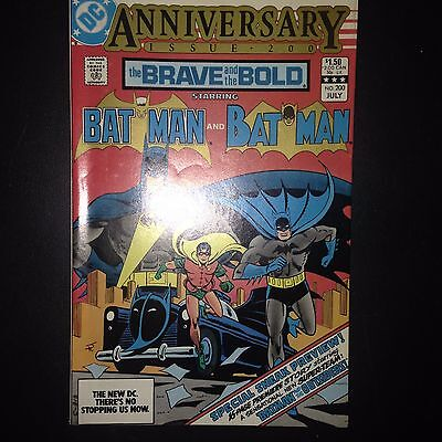 The Brave and the Bold #200 (1983) VF, 1st Katana, 1st Geo-force & 1st Halo