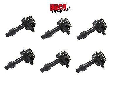 Huco 133892 Direct Ignition Coil
