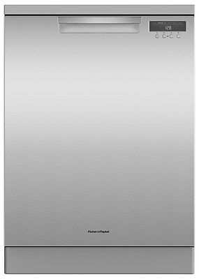 NEW Fisher & Paykel - 60cm Freestanding Dishwasher - DW60FC4X1 from Bing Lee