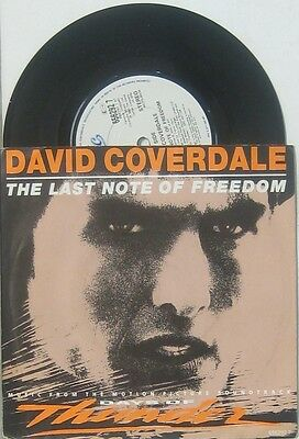 David Coverdale  the last note of freedom