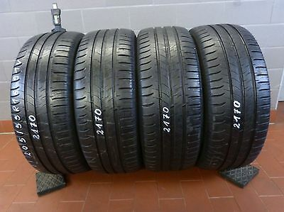 4 Sommerreifen 205/55R16 91V Michelin Energy Saver  6,1mm Profiltiefe