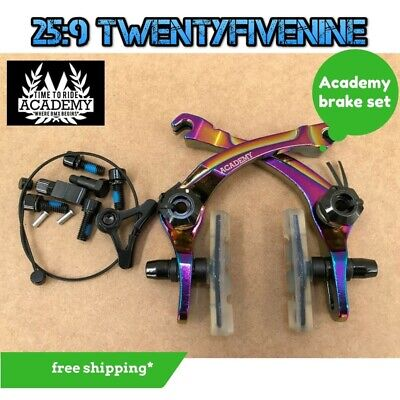 Academy BMX Pro Brakes & Cable Guide -  NEW RAINBOW COLOUR 200gms