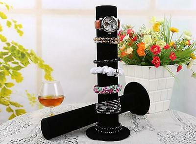 Bangle Bracelet Jewelry Display Stand Organizers Watches Velvet Jewelry Holders