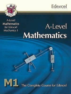 A-Level  Maths for Edexcel - Mechanics 1: Student Book (NEW) Paperback By CGP