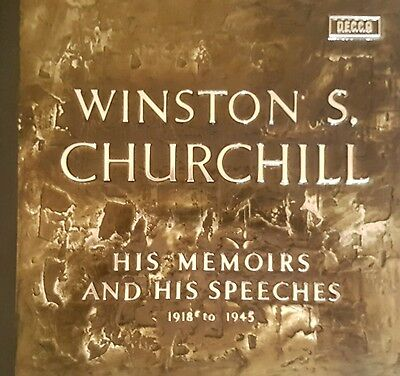 Winston Churchill - His Memoirs And His Speeches (1918 - 1945)