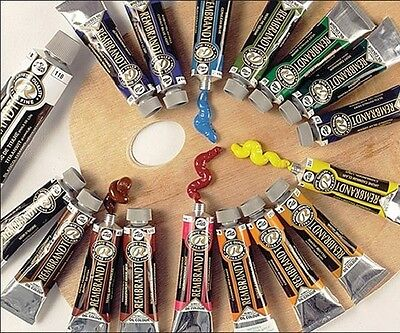 Rembrandt Oil Paint ~ 40ml tubes ~ Series Two