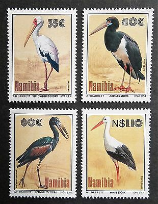 Namibia (1994) Birds / Yellowbilled Stork / Abdim's Stork  - Mint (MNH)