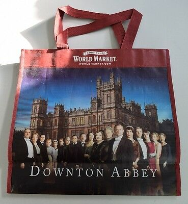 Downton Abbey reusable shopping bag – NEVER BEEN USED