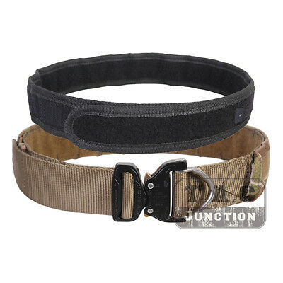 "Emerson Tactical Cobra 1.75"" & 2"" Inner & Outer Rigger Combat Patrol Duty Belt"