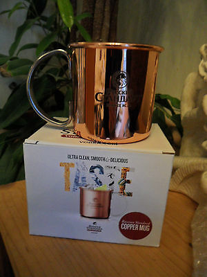 SUPER SALE! Russian Standard Moscow Mule Vodka Kupferbecher Cocktail Gin Tonic