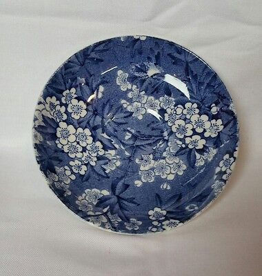 "Vintage Leighton Plate ""May Blossom"""