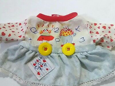 Cabbage Patch Kids authentic clothes