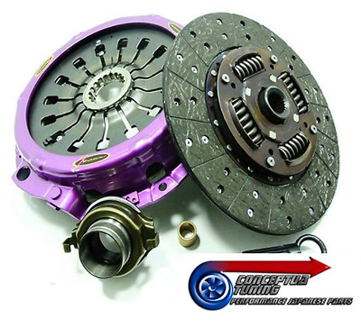 Xtreme Heavy Duty Uprated Organic Pull Clutch Kit - For R34 Skyline GTT RB25DET