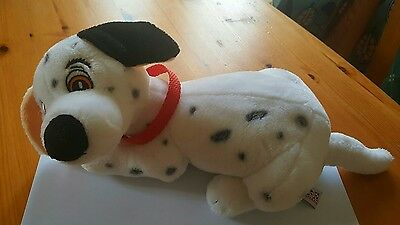 "Disney .. 9"" .. 101 Dalmations Puppy   .. Vgc"