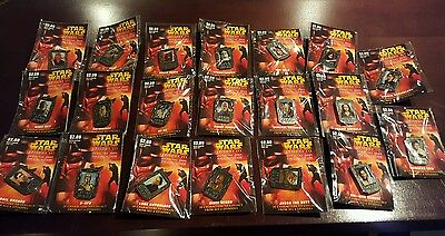 2005 Star Wars collectors pin set