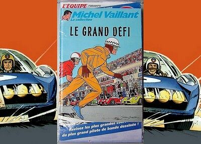 ░▒▓ ☆ Édition Test 2009 ☆ MICHEL VAILLANT ☆ Le Grand Défi ☆ ▓▒░