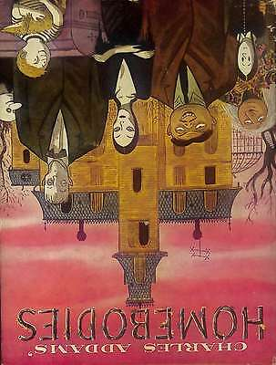 Homebodies, Good Condition Book, Addams, Charles, ISBN