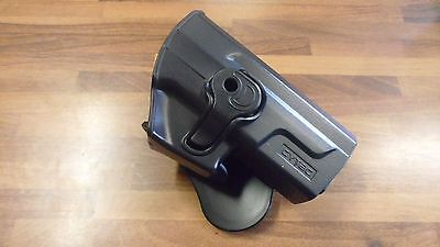 Cytac Holster Rigide Noir Sig Pro 2022 Droitier/istc/opex/pa