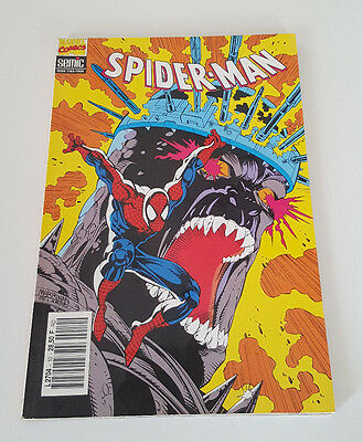 COMICS - Spider-Man N°10 - 1994 - Marvel Comics - Semic - Francais - Occ