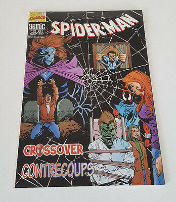 COMICS - Spider-Man N°20 - 1997 - Marvel Comics - Semic - Francais - Occ