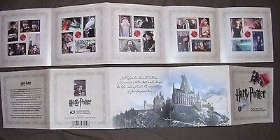 USPS Harry Potter 471108 Booklet X 20 Forever Postage Stamps Collectors USA 2013