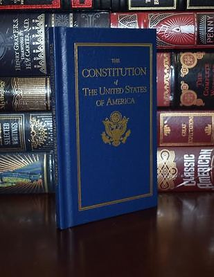 The Constitution of the United States of America Deluxe Pocket Hardcover Gift