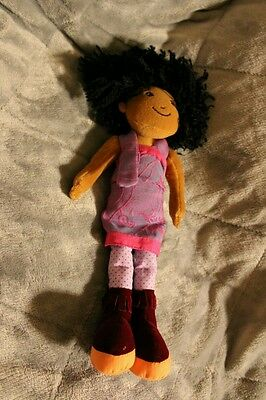 "12"" Groovy Girl Doll   ""CICELY""  released in 2002"