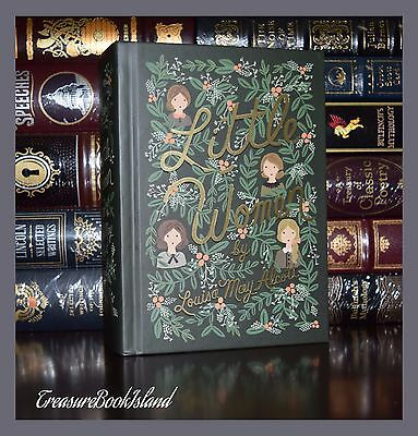 Little Women by Louisa May Alcott Brand New Hardcover Deluxe 2 Day Ship