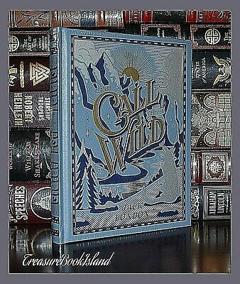 Call of the Wild by Jack London Illustrated New Leather Collectible Gift Classic