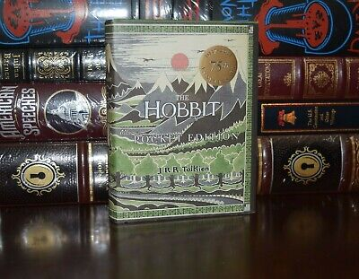 The Hobbit by J.R.R. Tolkien 75th Anniversary New Collectible Hardcover Gift