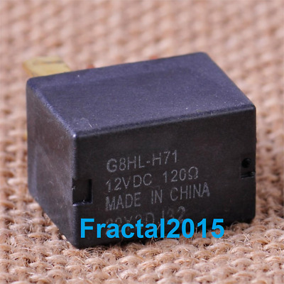 ORIGINAL & Brand new G8HL-H71 12VDC OMRON Relay