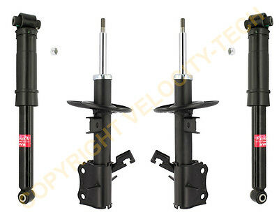 FCS Shock Absorber and Strut Assembly Front Passenger Right Side New 331648R