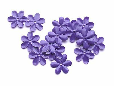 Sequins Flower Daisy 15mm / card making/ craft