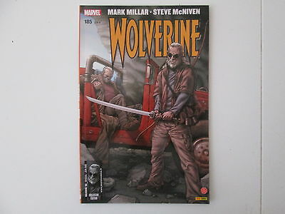 WOLVERINE N°185 TTBE old man logan 3