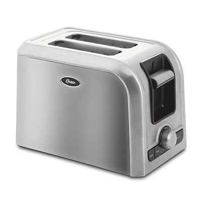 Oster 2 Slice Retractable Cord Stainless Steel Toaster - TSSTRTS2S1-033