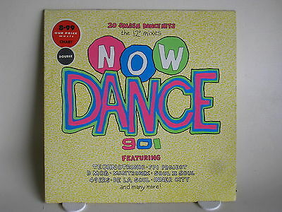 "Various - Now Dance 901 2 X 12"" Lp Vinyl Record....."