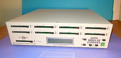 International Microsystems Inc. IMI M6500 Flash Card Duplicator 8-Slot + Master