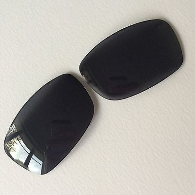 Oakley Fives Squared replacement lenses in Grey 100% official and brand new