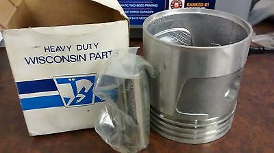 Wisconsin PISTON ASSEMBLY 4.3  DB183D1SP10