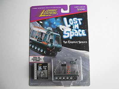 Johnny Lightning Lost in Space Classic TV Series The Chariot die-cast Clip #16