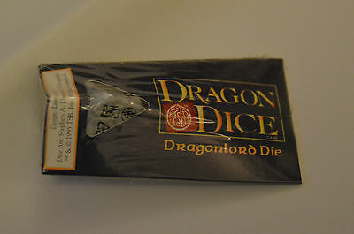 Dragon Dice DRAGONLORD DIE Promo Gencon 1995 TSR Rare New and sealed