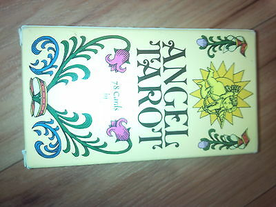 The Angel Tarot . BNIB sealed from manufacturer. LAST ONE