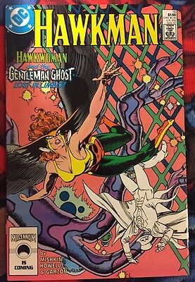 Dc Hawkman (1986) 16 Vf/nm ***$3.98 Unlimited Shipping***