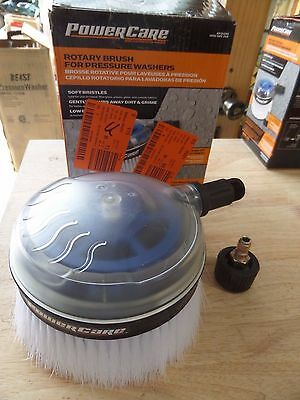Power Care AP31092 Gas and Electric Pressure Washer Rotary Brush 3300-PSI